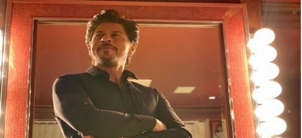 Odisha Police enhances security for Shah Rukh Khan (Instagrammed photo)