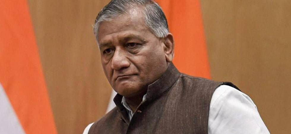 India is committed to ensure that Kartarpur corridor comes up fast: VK Singh (Photo: File)