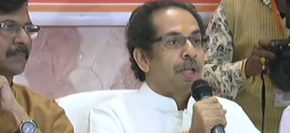 Say this if Ram temple was also a 'jumla': Uddhav Thackeray in Ayodhya (ANI Photo)