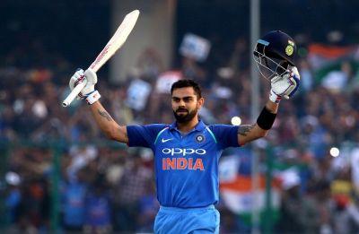 India vs Australia 3rd T20: Virat Kohli 61* gives India series-levelling win in Sydney