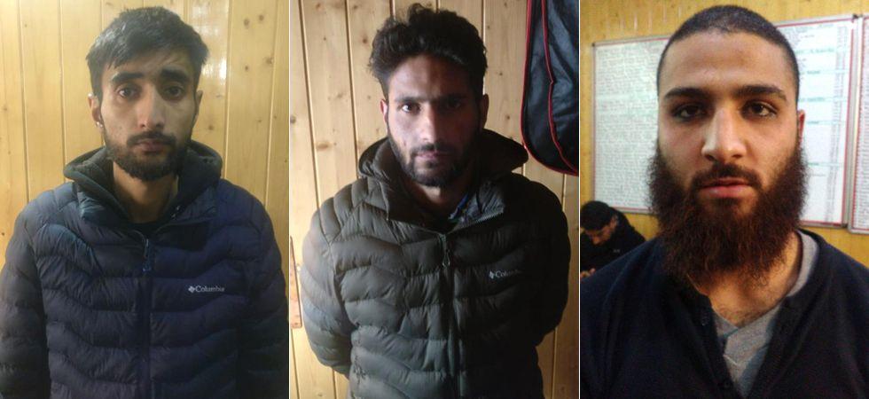 Haris Mushtaq Khan, Tahir Ali Khan and Asif Suhail Nadaf