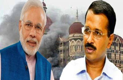 26/11 Mumbai Attacks: PM Modi, Arvind Kejriwal pay tributes to victims of the 'gruesome' act of terror