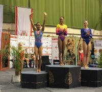 Dipa Karmakar secures bronze in vault event in Artistic Gymnastics World Cup