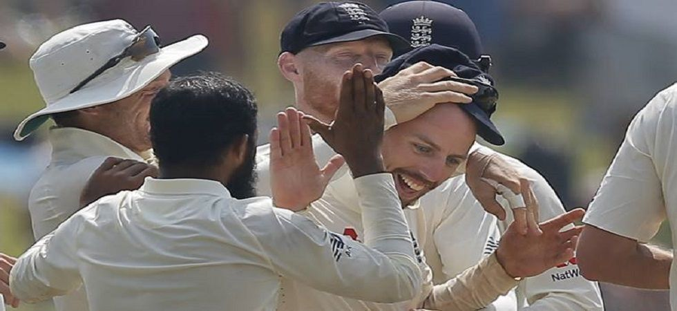 England secured a 3-0 whitewash for the first time in the sub-continent with a win against Sri Lanka in the third Test. (Image credit: Twitter)