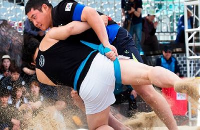 North, South Korea join hands to win UNESCO status for wrestling