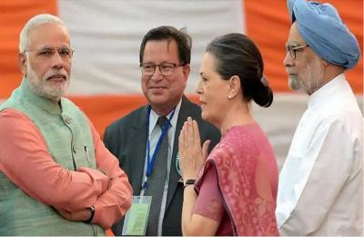 26/11 Anniversary: PM Modi targets Sonia Gandhi, says terror attack occurred during Congress regime