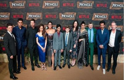Mowgli: Legend Of The Jungle screening: Madhuri Dixit, Kareena Kapoor, Anil Kapoor graced red carpet event