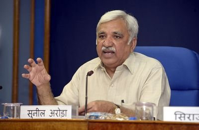 Who is Sunil Arora — new Chief Election Commissioner?