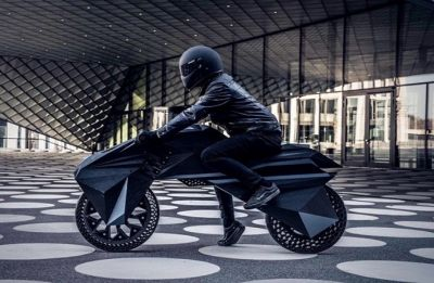 World's first fully 3D printed e-motorcycle unveiled: Here are things to know
