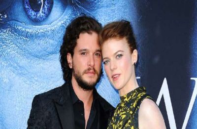 Game of Thrones actor Kit Harington shuts down cheating rumours on wife Rose Leslie