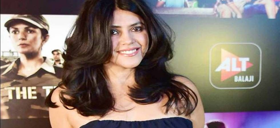 TV mogul Ekta Kapoor named among Fortune India's 50 Most Powerful Women (file photo)
