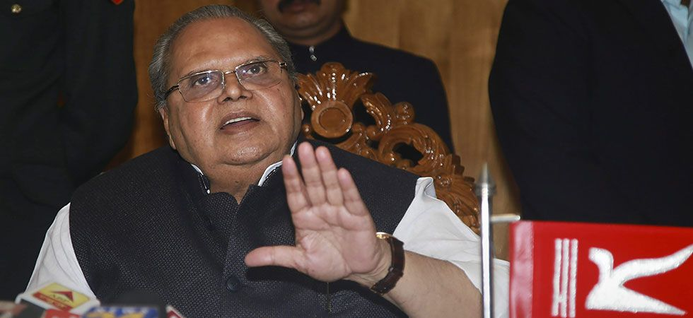 I do not want to be remembered as a dishonest man in the books of history: Governor Satya Pal Malik (Photo: PTI)