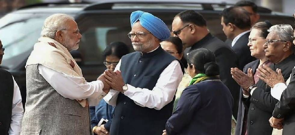 PM Modi must be wary of the kind of language he uses since people from all generations listen to him, says Manmohan Singh (Photo: File)