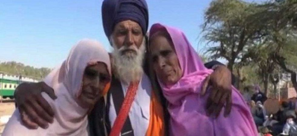 Ulfat Bibi and Mairaj Bibi had separated with their brother Beant Singh in the violence that broke out during the partition in 1947.