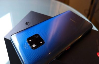 Huawei Mate 20 Pro with triple rear cameras launched, Know price and specs