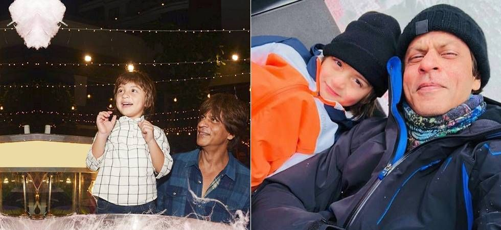 Gauri Khan shares the most adorable picture of SRK and AbRam Khan (Instagram)