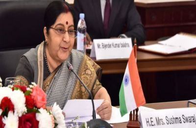 India won't participate in SAARC, talks only if Pakistan stops terror: Sushma Swaraj