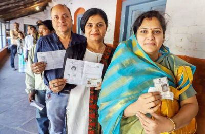 Madhya Pradesh records higher voting turnout than in 2013, Mizoram sees a dip in assembly elections