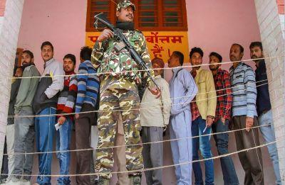 J-K Panchayat polls: 85.2 per cent voting in Jammu, 33.7 per cent in Kashmir