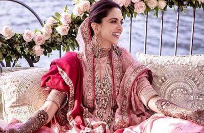 Fans hail newlywed Deepika Padukone as #WorldsMostBeautifulBride