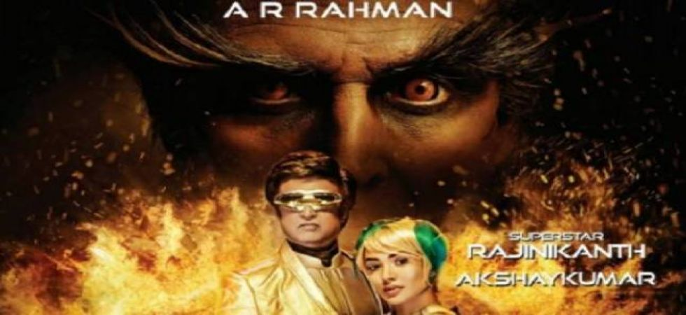 First day collection of Rajinikanth-Akshay Kumar starrer '2.0'