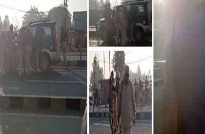 Pathankot: Dressed in Army fatigues, 4 suspected terrorists taken into custody