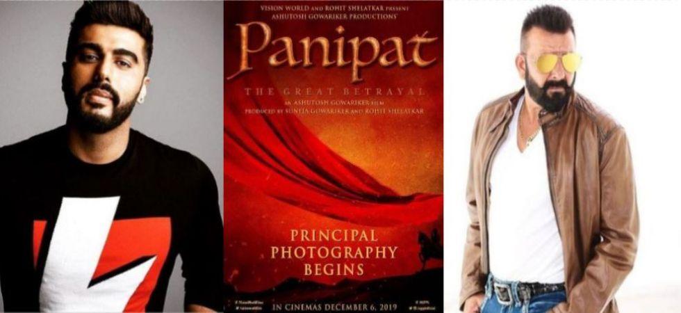 Ashutosh Gowariker's war saga Panipat: The Great Betrayal starring Arjun Kapoor, Sanjay Dutt goes on floor
