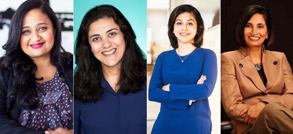 Four Indian-origin women named among top female US tech moguls by Forbes
