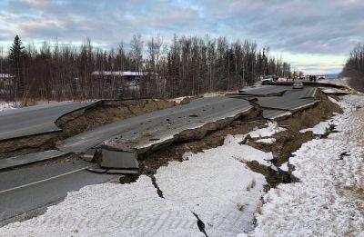 7.0 earthquake struck Alaska, Tsunami alert issued lifted