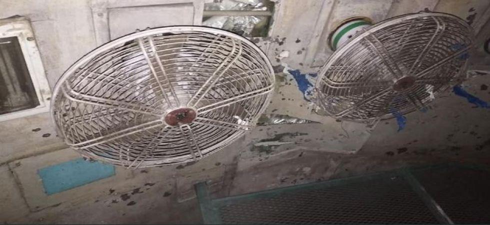 Assam: Explosion inside Kamakhya - Dekargaon Intercity Express, 11 injured (Photo Source: ANI)
