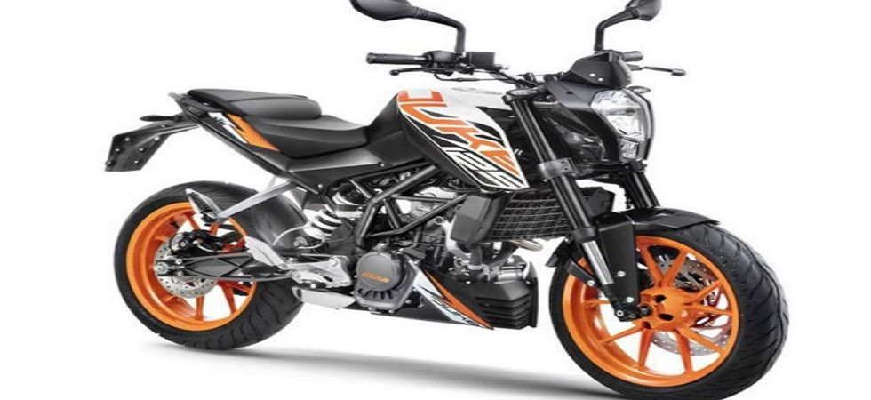 Delivery of KTM Duke 125 begins in India (Twitter)