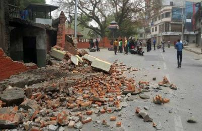 Alaska earthquake: Several aftershocks shatter roads and windows