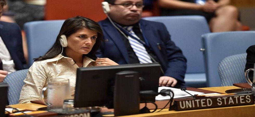 UN to vote Thursday on US measure condemning Hamas (File Photo)