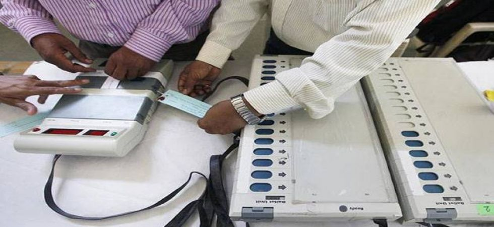 Opposition parties made accusations of tampering EVMs. (File photo)