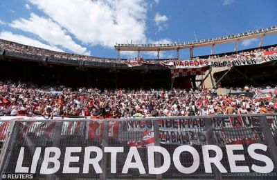 River Plate refuse to play twice-postponed Copa Libertadores final against Boca Juniors in Madrid