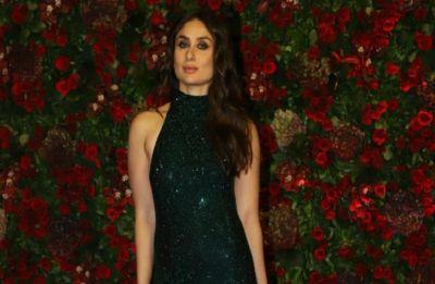 Kareena Kapoor's backless green dress at DeepVeer's reception is a head-turner