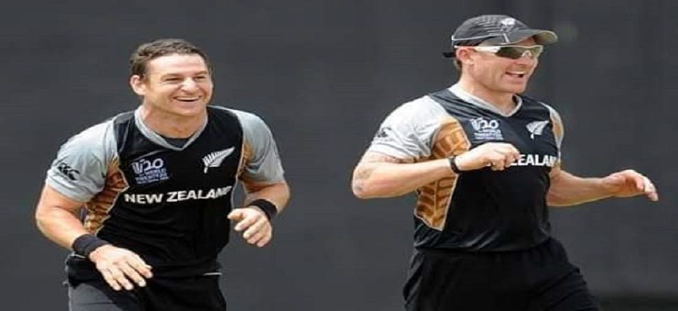 Nathan McCullum played for New Zealand from 2007 to 2016, with his last encounter being the World T20. (Image credit: Twitter)