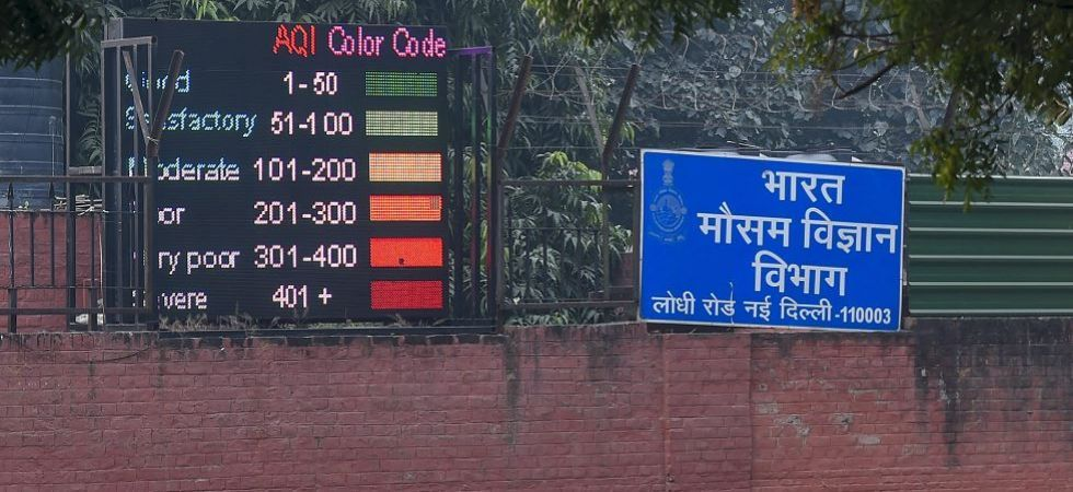 You can now buy a bottle of fresh air to combat Delhi's air pollution (Photo: Facebook)