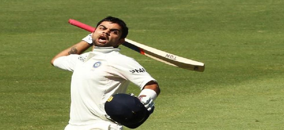 Virat Kohli has smashed three centuries in Tests in Adelaide against Australia. (Image credit: Twitter)