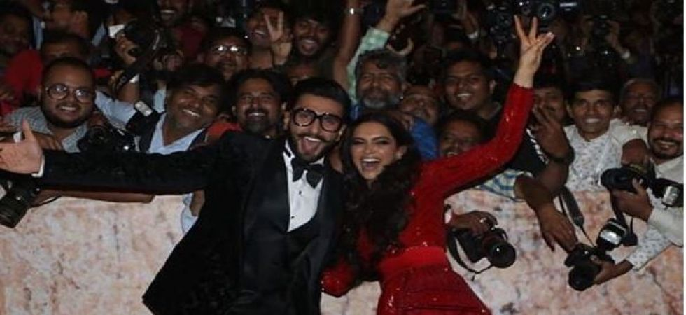 Bollywood debutantes marked their presence in DeepVeer wedding reception (Instagrammed photo)