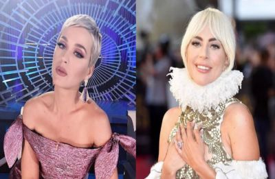 Lady Gaga breaks her silence on texts criticizing Katy Perry