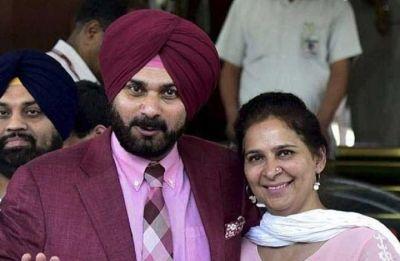 Navjot Kaur backs husband as more Punjab ministers hit out at Navjot Singh over 'captain' jibe