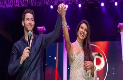 Priyanka Chopra-Nick Jonas sangeet pictures: A magical dancing night with over-the-top excitement