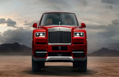 Rolls Royce Cullinan arrives in India at Rs 6.95 crore, details inside