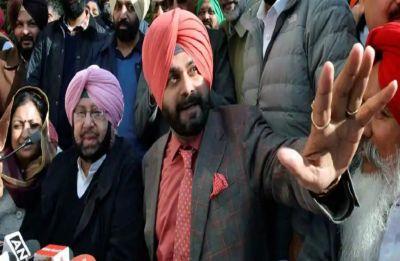 I respect Amarinder Singh: Navjot Singh Sidhu clarifies amid calls for resignation from Punjab Cabinet