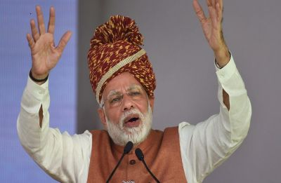 PM Modi in Telangana: Congress, TRS 'two sides of same coin', state may witness post-poll alliance