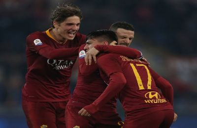 Roma stall Inter Milan's progress in Serie A, AC Milan move to fourth