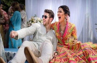 Newlyweds Priyanka Chopra-Nick Jonas depart from Jodhpur
