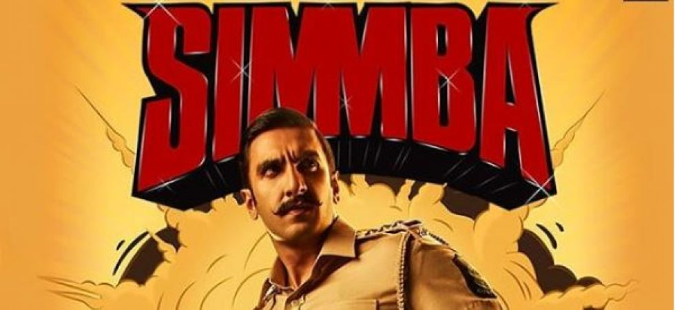 Simmba is Ranveer Singh's dream project, as is working with Rohit Shetty and Karan Johar (Instagrammed photo)