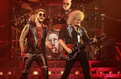 'Queen' and Adam Lambert unveil Rhapsody tour for next year
